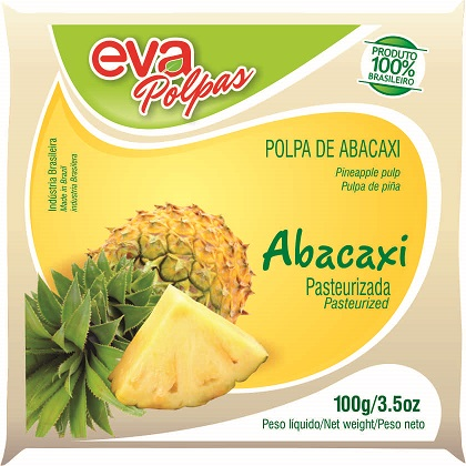 Polpa Abacaxi 100g